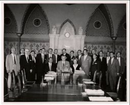 Chinese delegation meeting with Diefenbaker 1960
